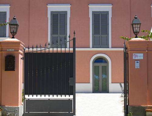 Riapre il B&B Villa Pampalone: nuova stagione 2019